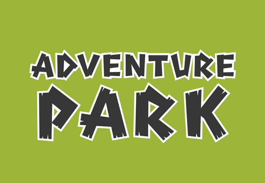 """Веревочный городок + скалодром от 15 руб. в парке активного отдыха """"Adventure Park"""""""