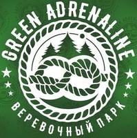 """Веревочный городок + скалодром от 9 руб. в веревочном парке """"Green Adrenaline"""""""