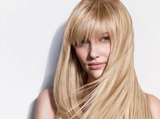 Отрастающие корни волос не