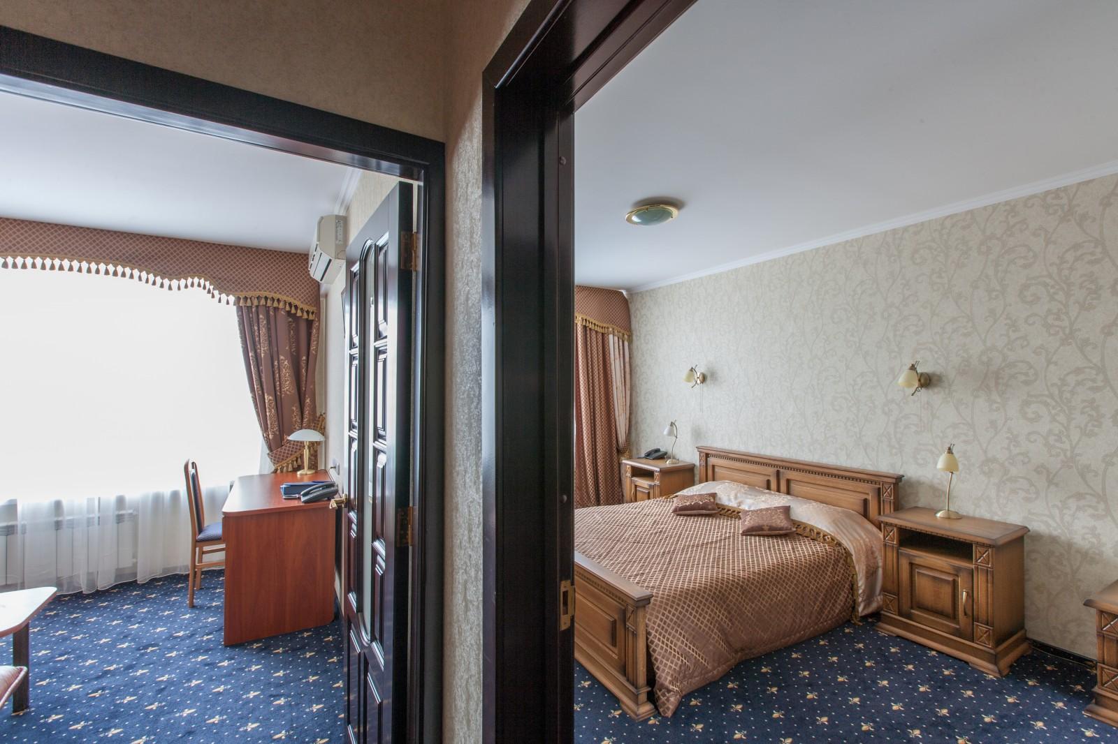 """Vip-отдых в гостинице """"Планета"""" с посещением релакс-центра всего от 60 руб./сутки/чел."""