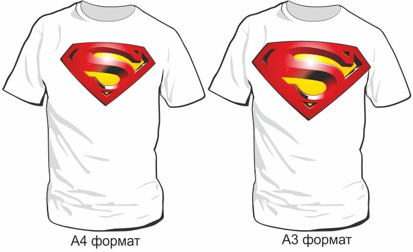 Печать на майках, кружках, футболках от 2,50 руб.