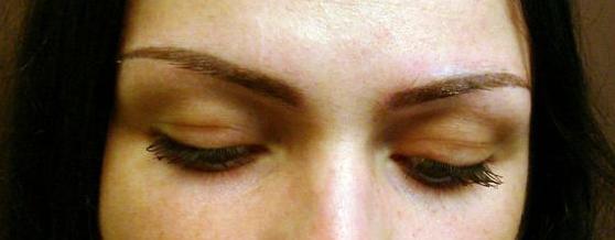 Суперакция! Профессиональный перманентный макияж (татуаж) бровей, век и губ от 60 руб.