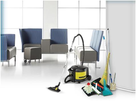 Ежедневная уборка офисов и производственных помещений