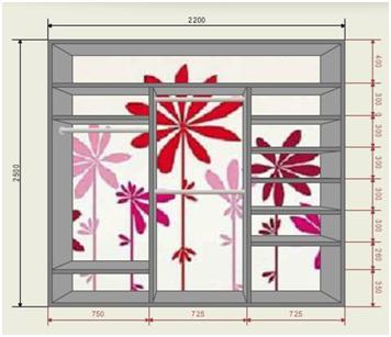 Кухни, шкафы-купе и корпусная мебель со скидкой до 25%