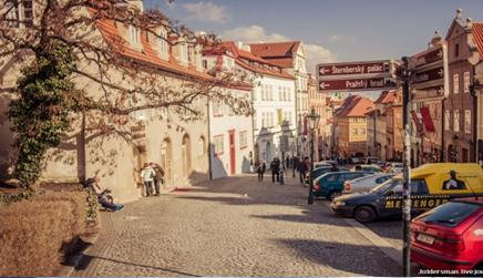Прага - Карловы Вары - Дрезден от 315 руб/5 дней