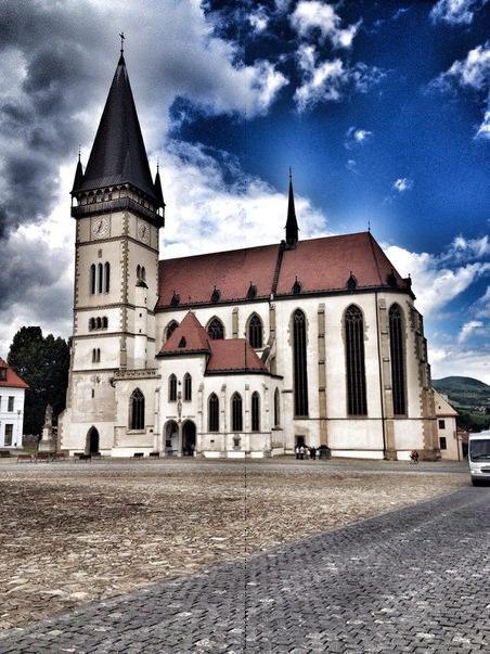 Экскурсионный тур в Словакию от 351 руб/5 дней