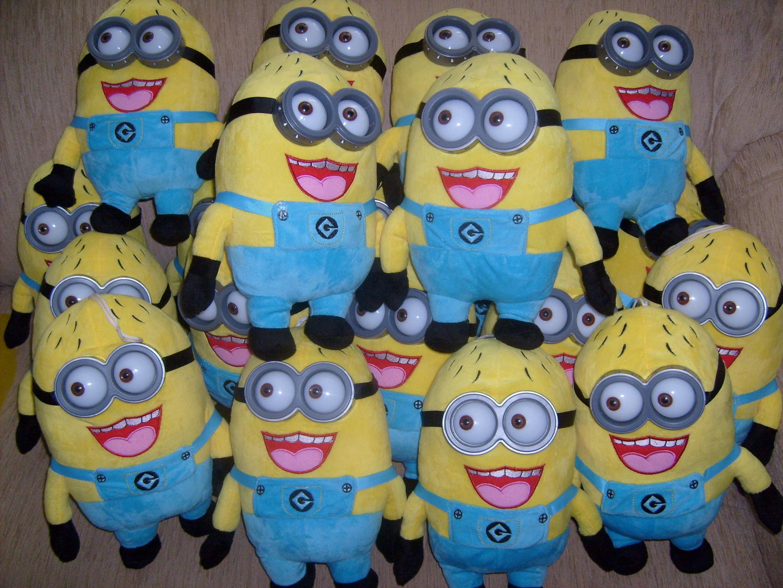 Популярные игрушки миньон, покемон, ждун от 14 руб.