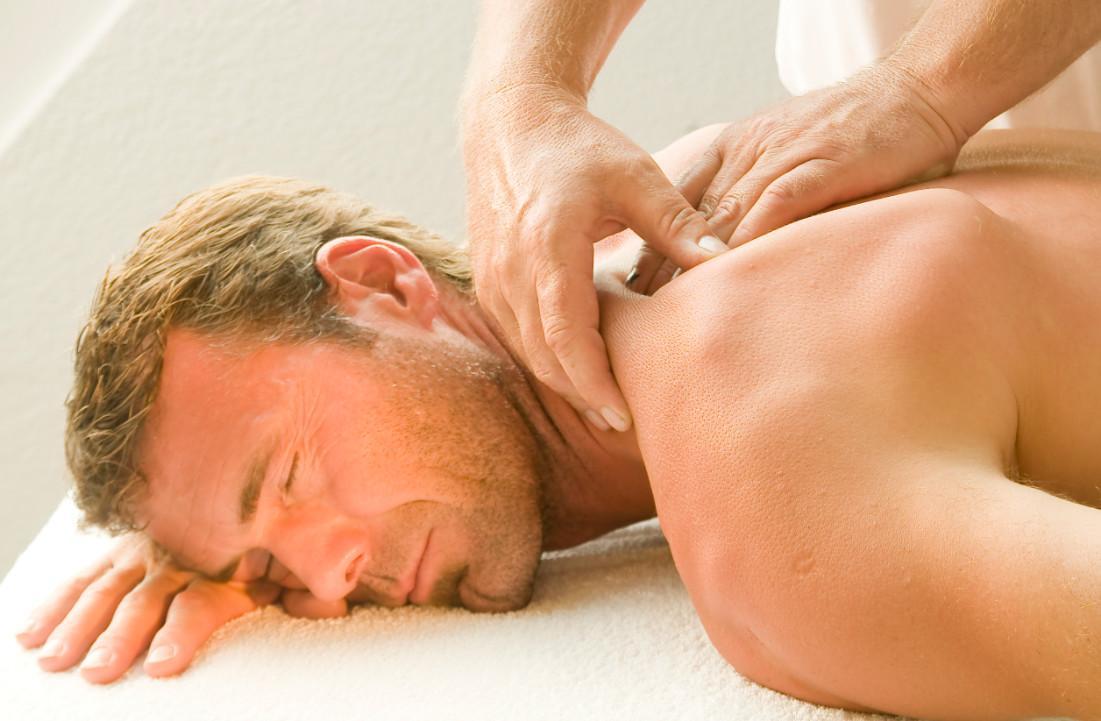 Смотреть хороший массаж для мужчины 16 фотография