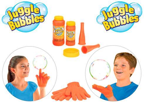 Мыльные пузыри, пушистик Байла и роборыбки от 2 руб.
