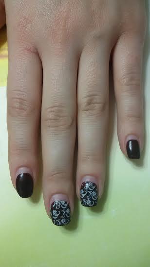 Маникюр, кислотный педикюр + долговременное покрытие, укрепление ногтей от 7 руб.