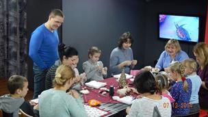 День Рождения для ребенка в Soho Club, Vip-комната для родителей от 10 руб.