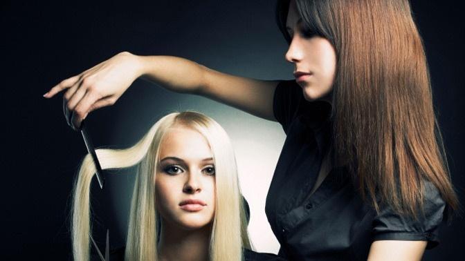 """""""Счастье для волос"""", мгновенное увлажнение + термострижка от 14,50 руб."""