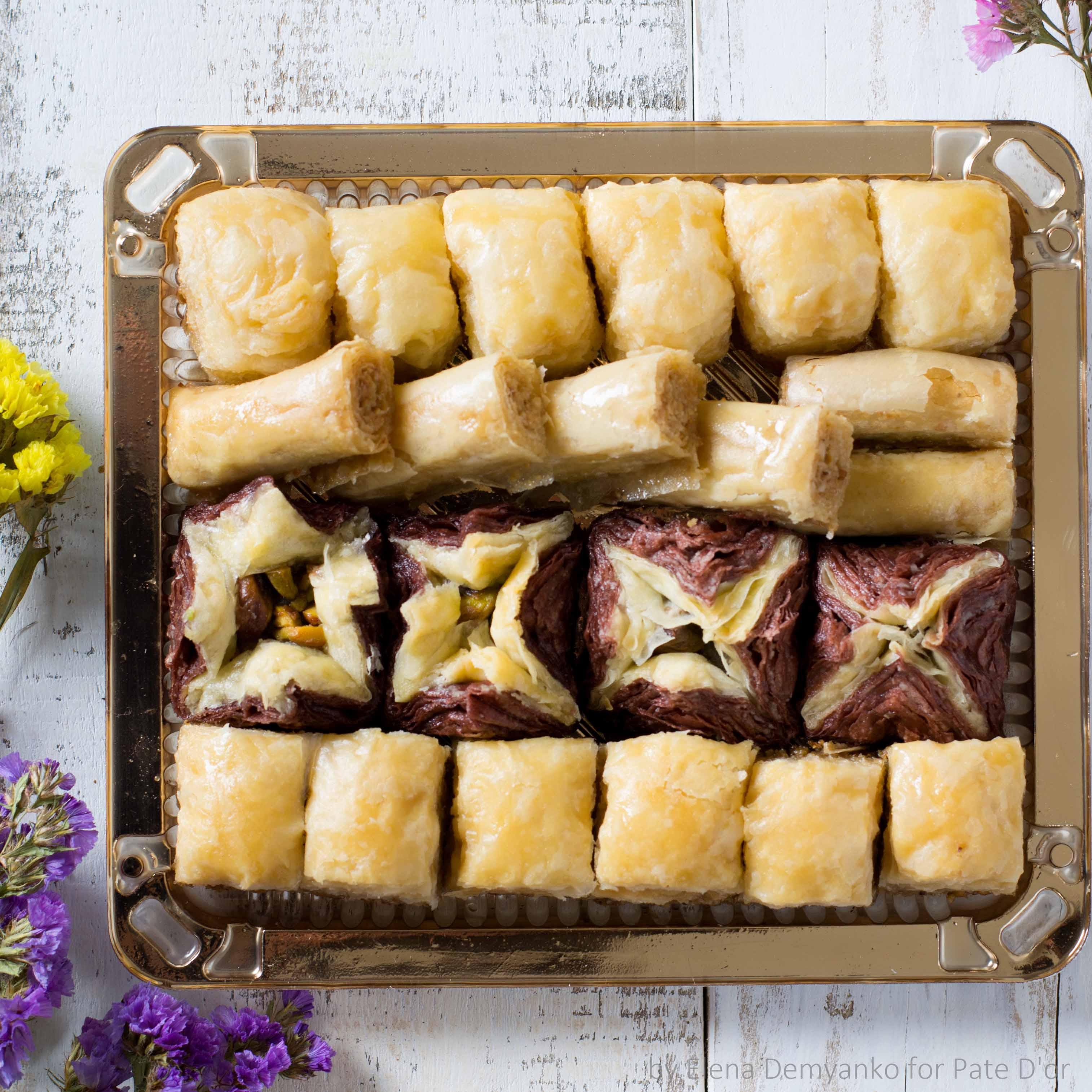 """Ливанские восточные сладости """"Беритос"""" и """"Финикия"""" всего по 12,95 руб/350 г"""