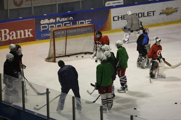 Индивидуальные занятия по хоккею для детей от 10 руб./занятие