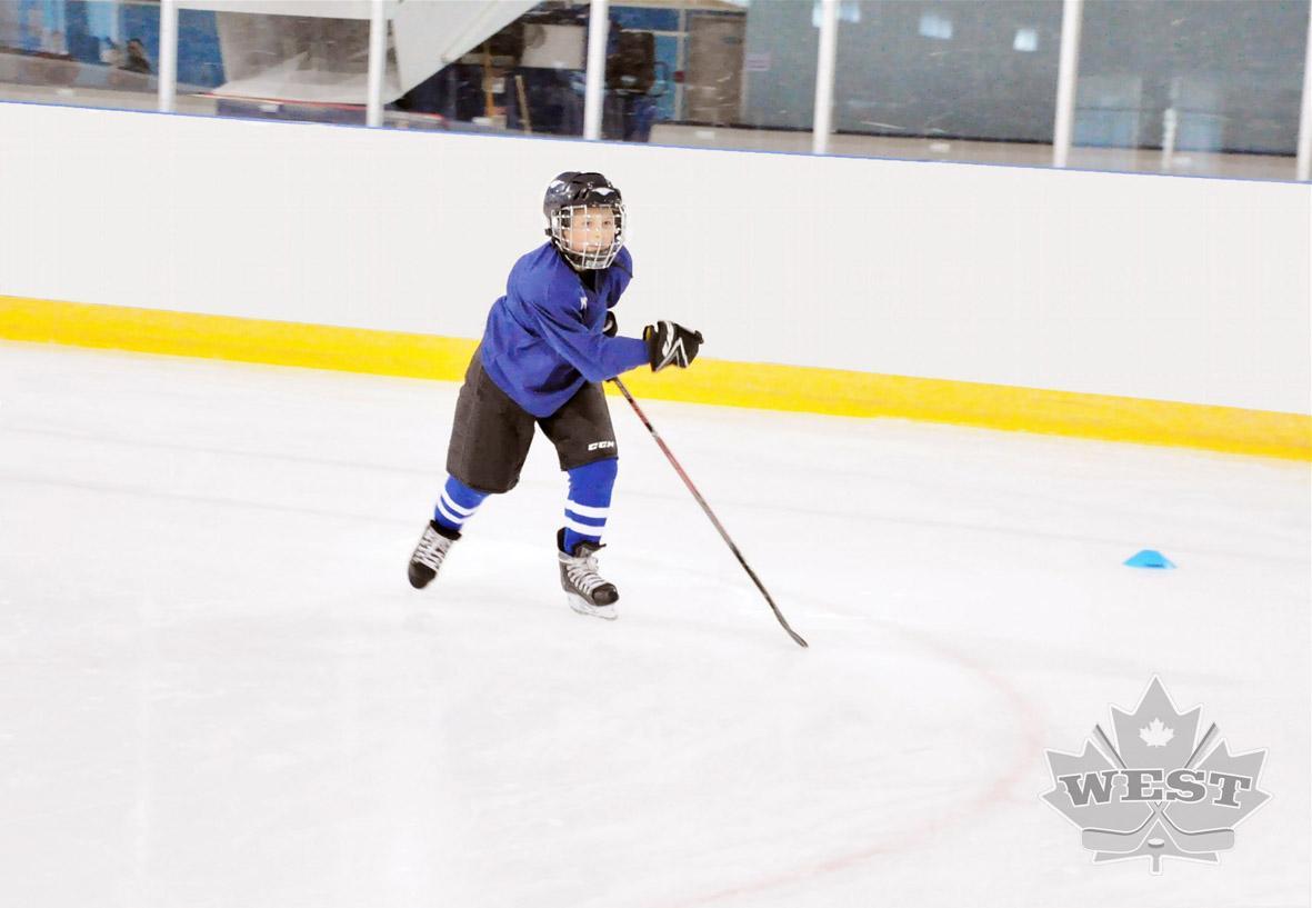 Пробное занятие по хоккею для детей и взрослых! (0 руб.)