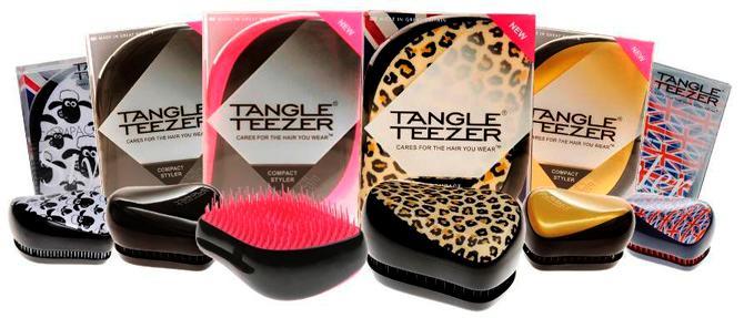 Расчески Tangle Teezer и Fast Нair Straightener всего от 9,90 руб.