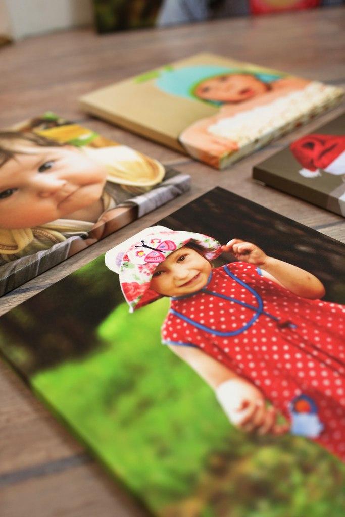 Печать фото на натуральном холсте! Фотокартины премиум качества всего от 12 руб!