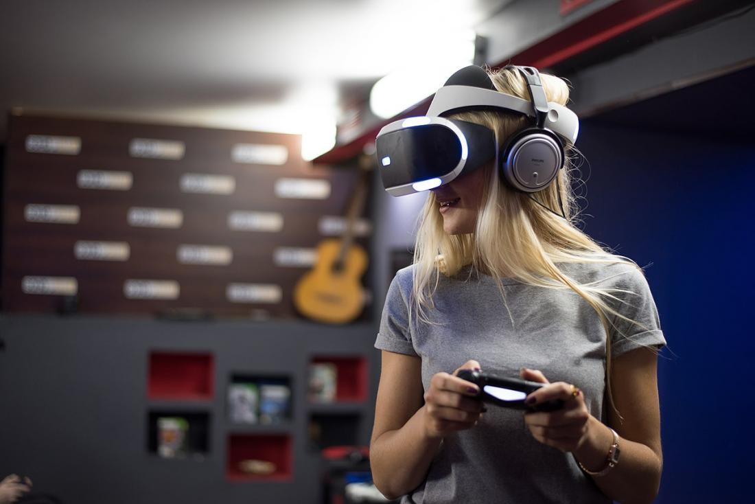 Два часа в виртуальной реальности по цене одного (Sony VR шлем) за 18,90 руб.
