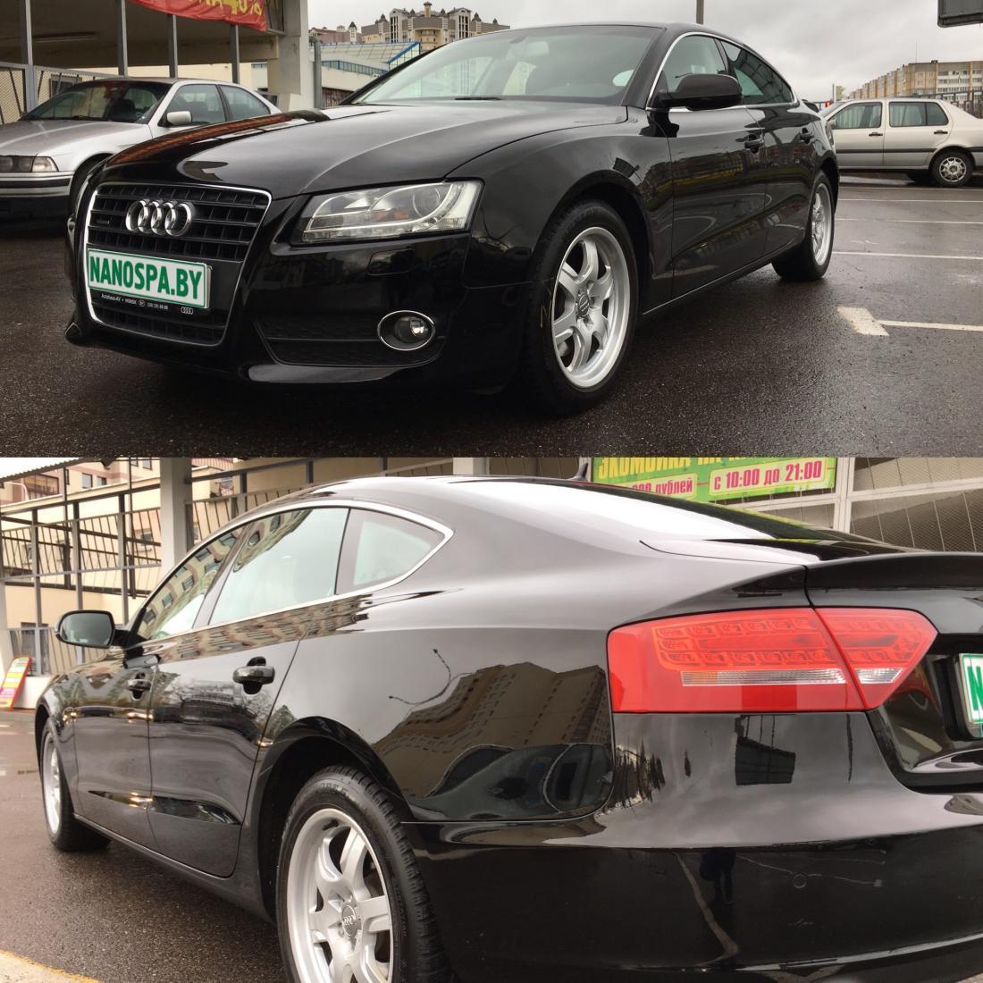 Покрытие кузова автомобиля жидким стеклом Soft или керамическим покрытие Krytex от 70 руб.