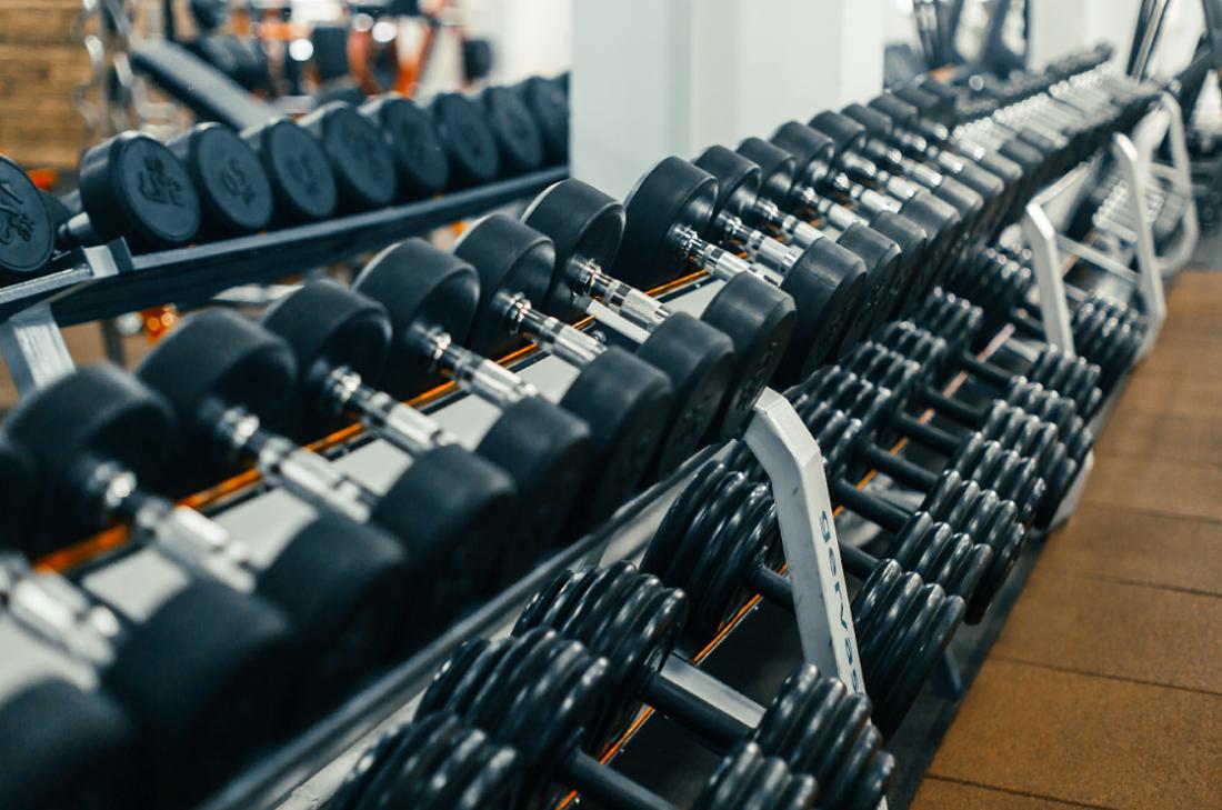 """Безлимитные абонементы в тренажерный зал """"MEGA Fitness"""" от 38 руб/месяц"""