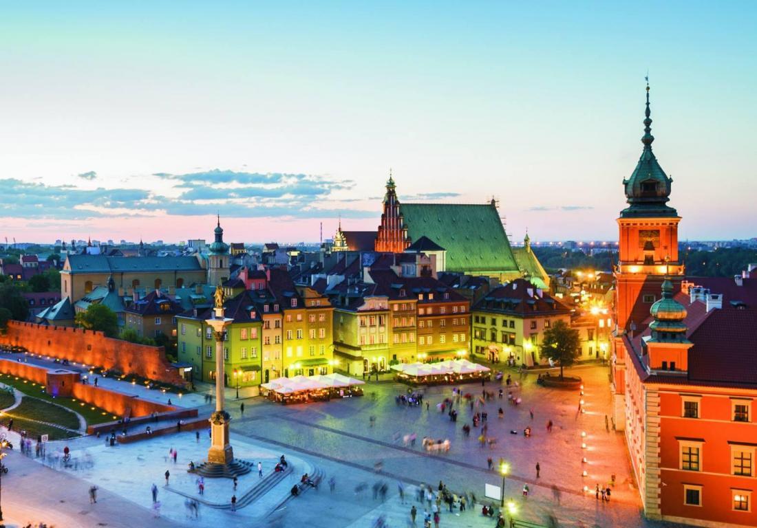 """Шоп-тур в Варшаву всего за 60 руб/3 дня с компанией """"ЛЕТТО-ТУР"""""""