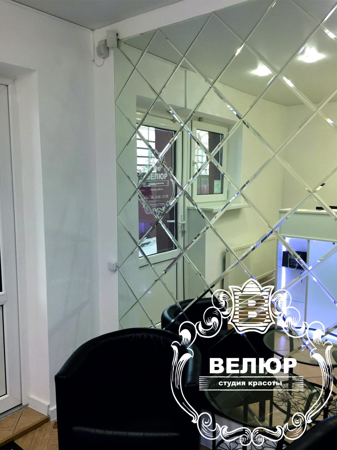 """Маникюр/педикюр с долговременным покрытием от 23 руб. в студии красоты """"Велюр"""""""