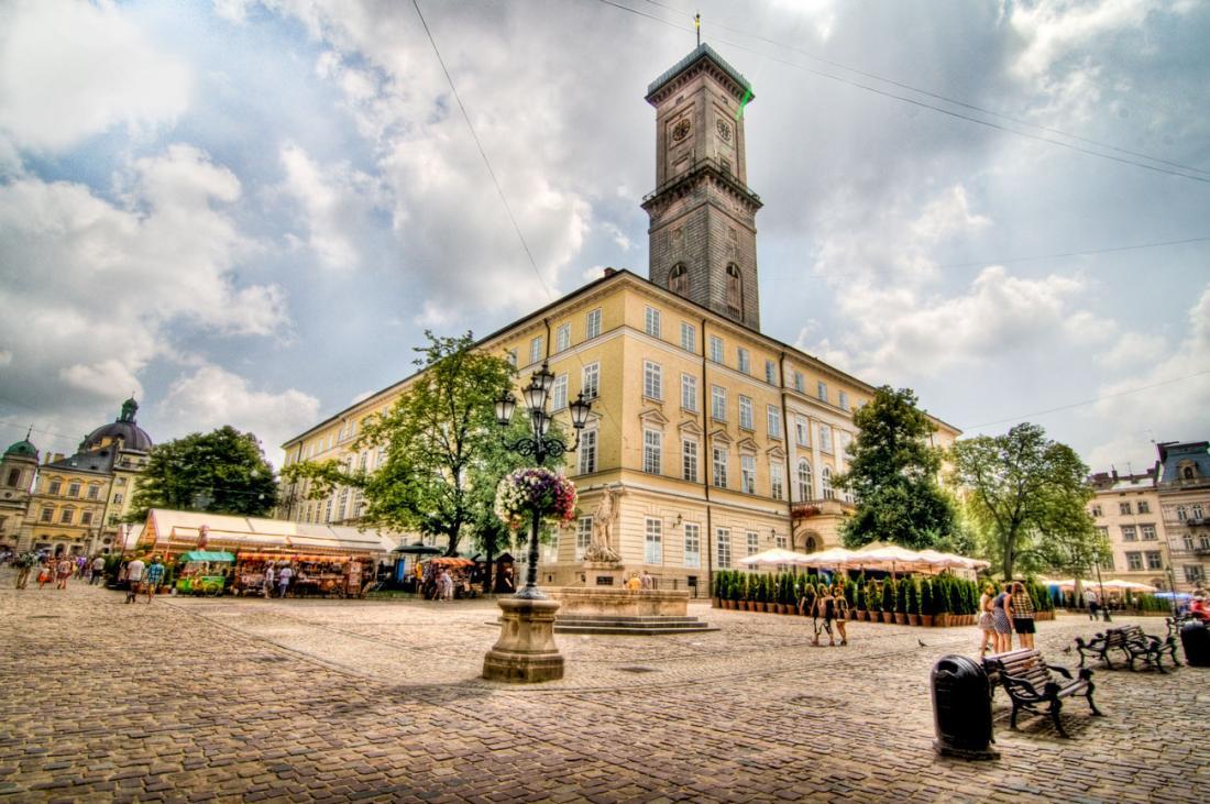 Экскурсионные туры во Львов всего от 90 руб/4 дня, проезд в обе стороны от 60 руб.