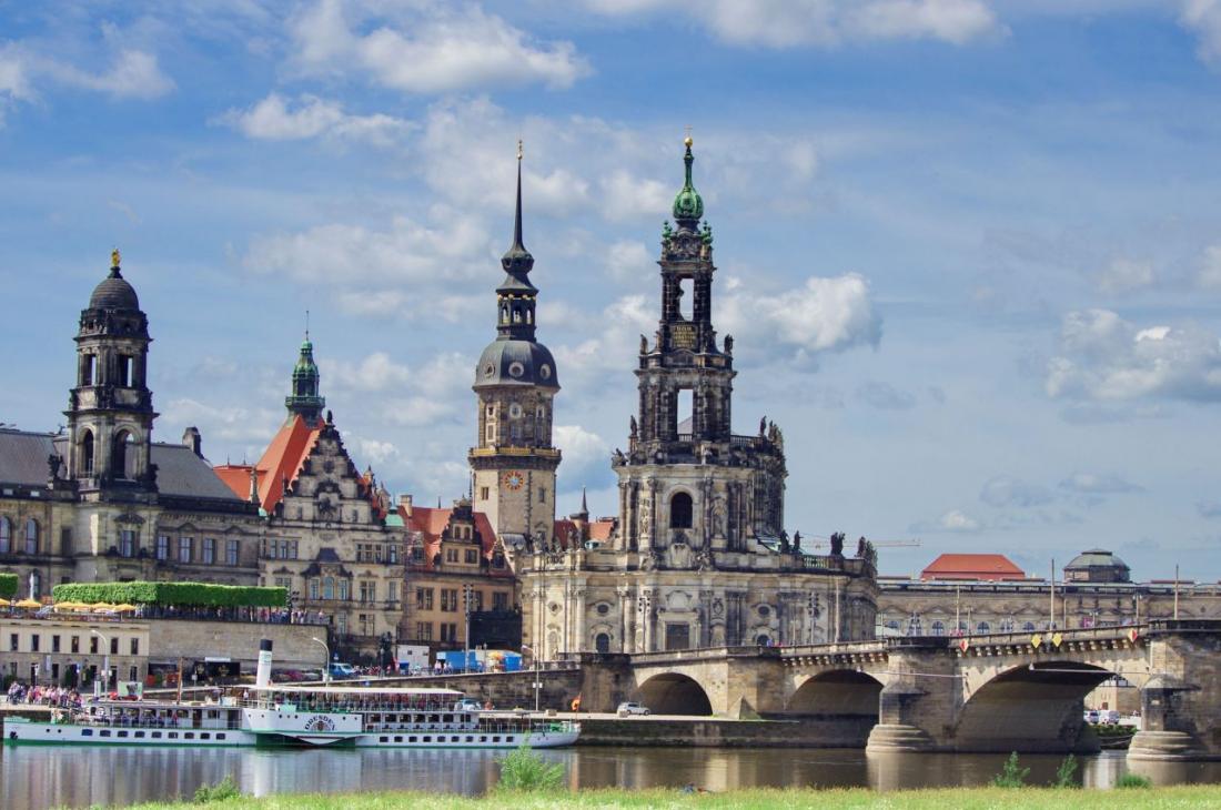 """Тур """"Дрезден и Прага - идеальная пара!"""" от 188 руб/4 дня с выездом из Гродно"""