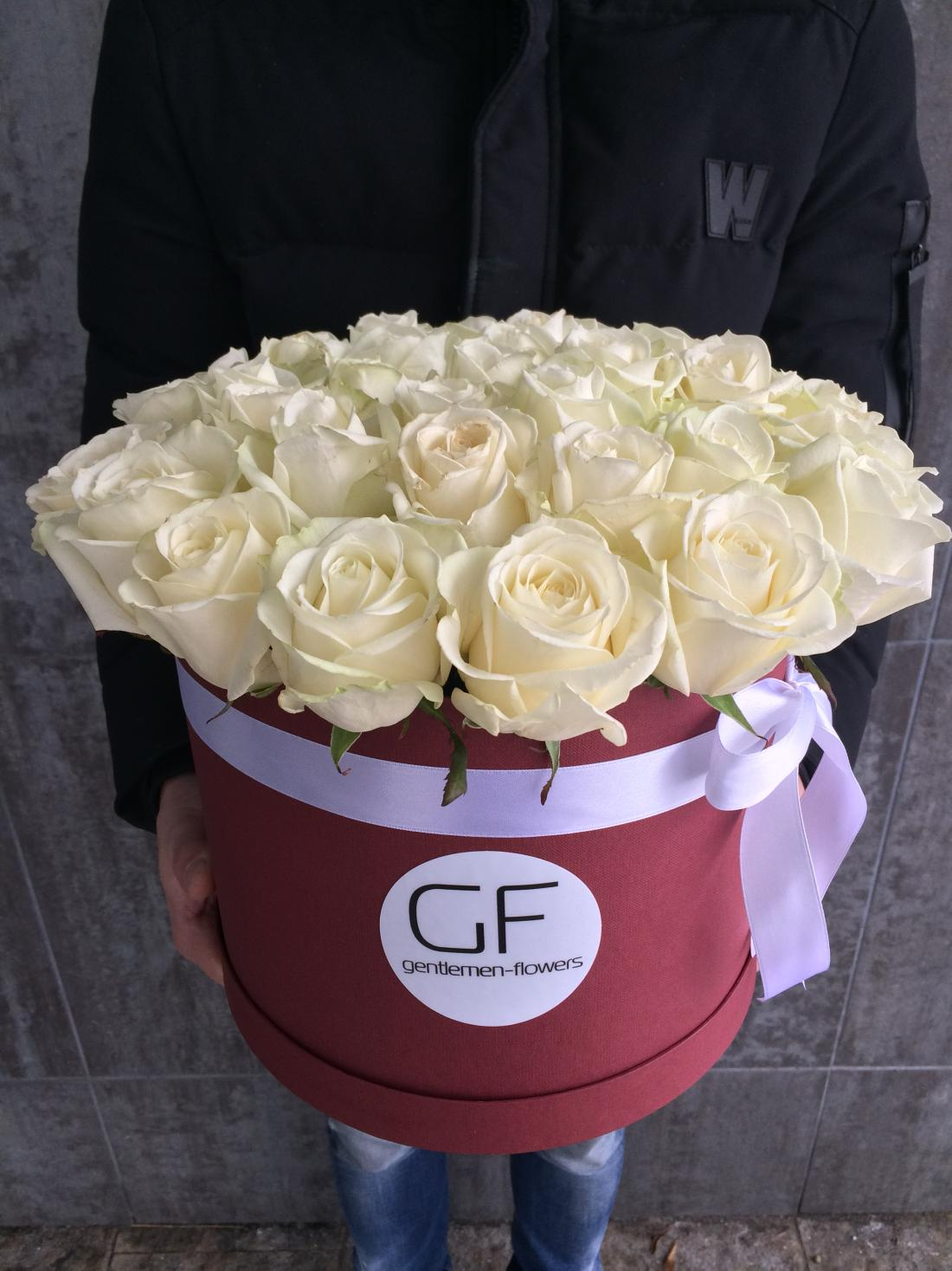 Свежие розы, ромашки от 0,90 руб/шт.