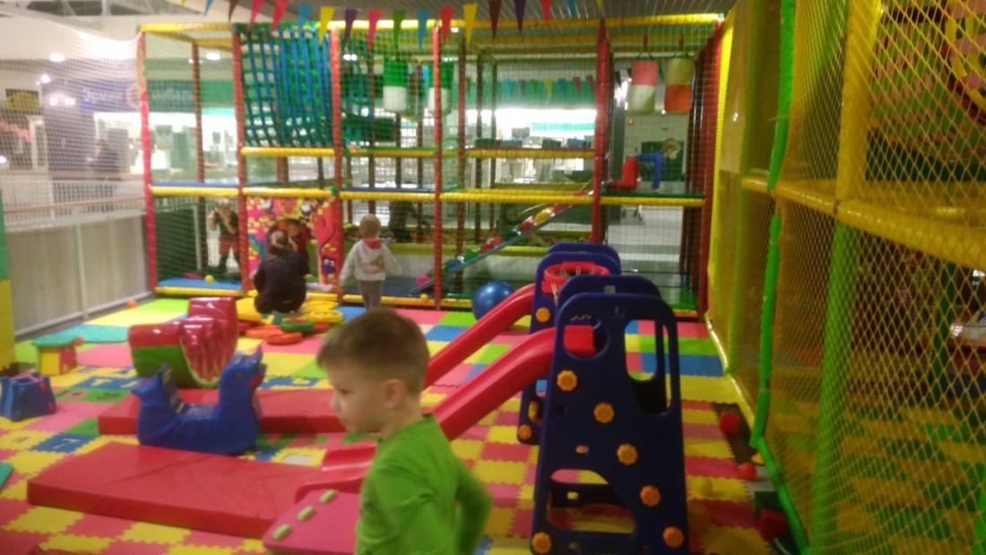 """Игровой лабиринт для детей """"Юта кидс"""" всего за 5 руб. на весь день!"""