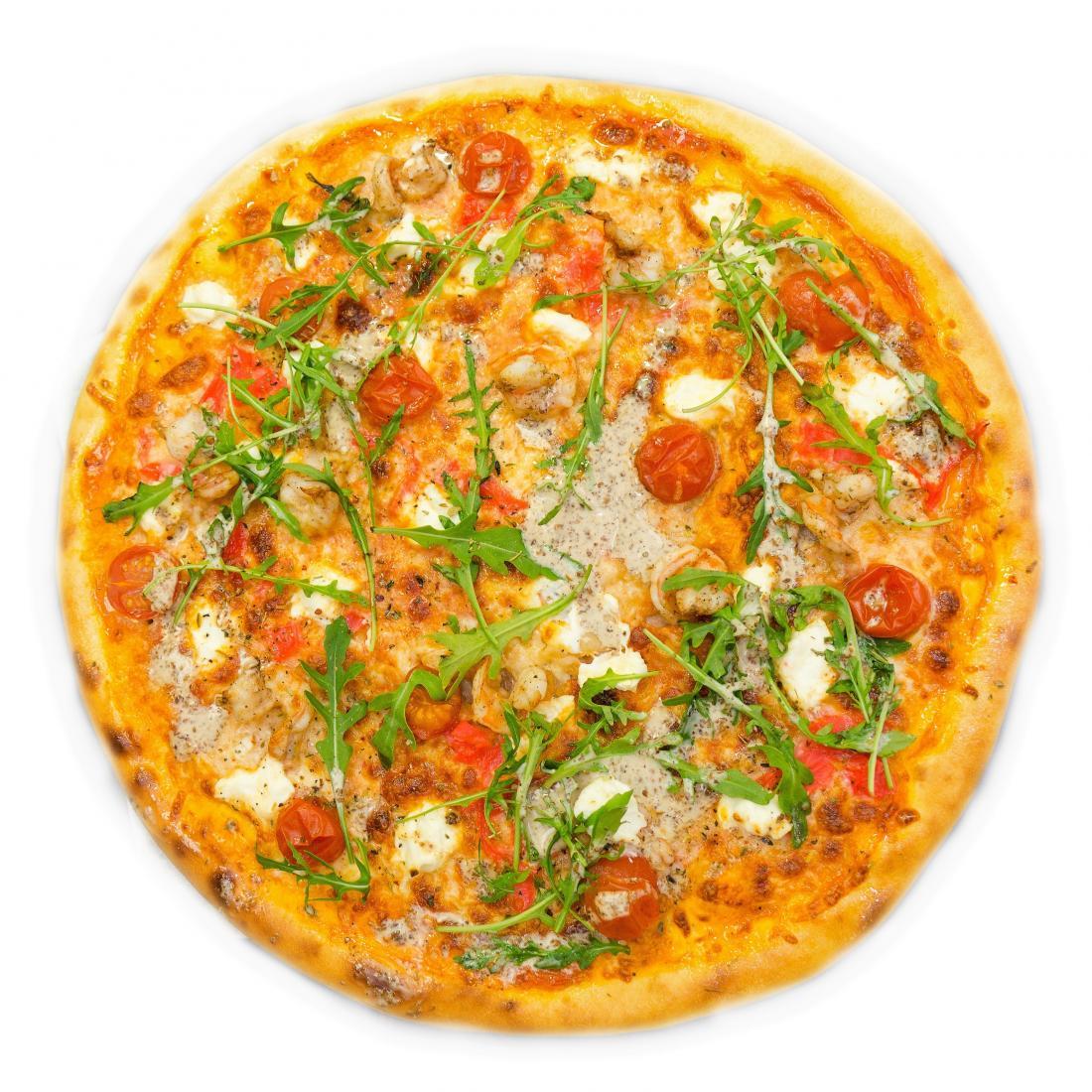 """Ароматные пицца и фокаччо в кафе """"Ребус"""" всего от 1 руб + бесплатная упаковка!"""