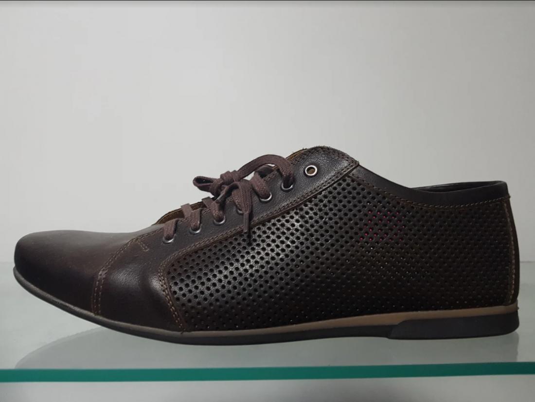 Польская кожаная обувь для мужчин со скидкой 40%