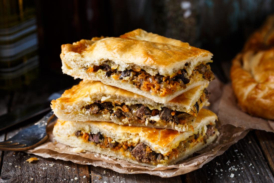 Пироги от Pirogovaya.by с доставкой или на вынос от 9,10 руб/от 1200 г