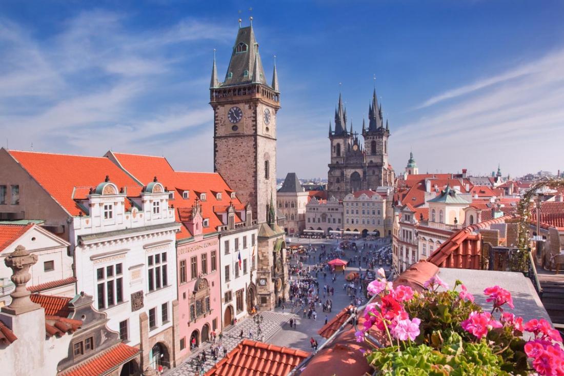 3 варианта тура в Чехию и Германию от 204 руб/до 7 дней