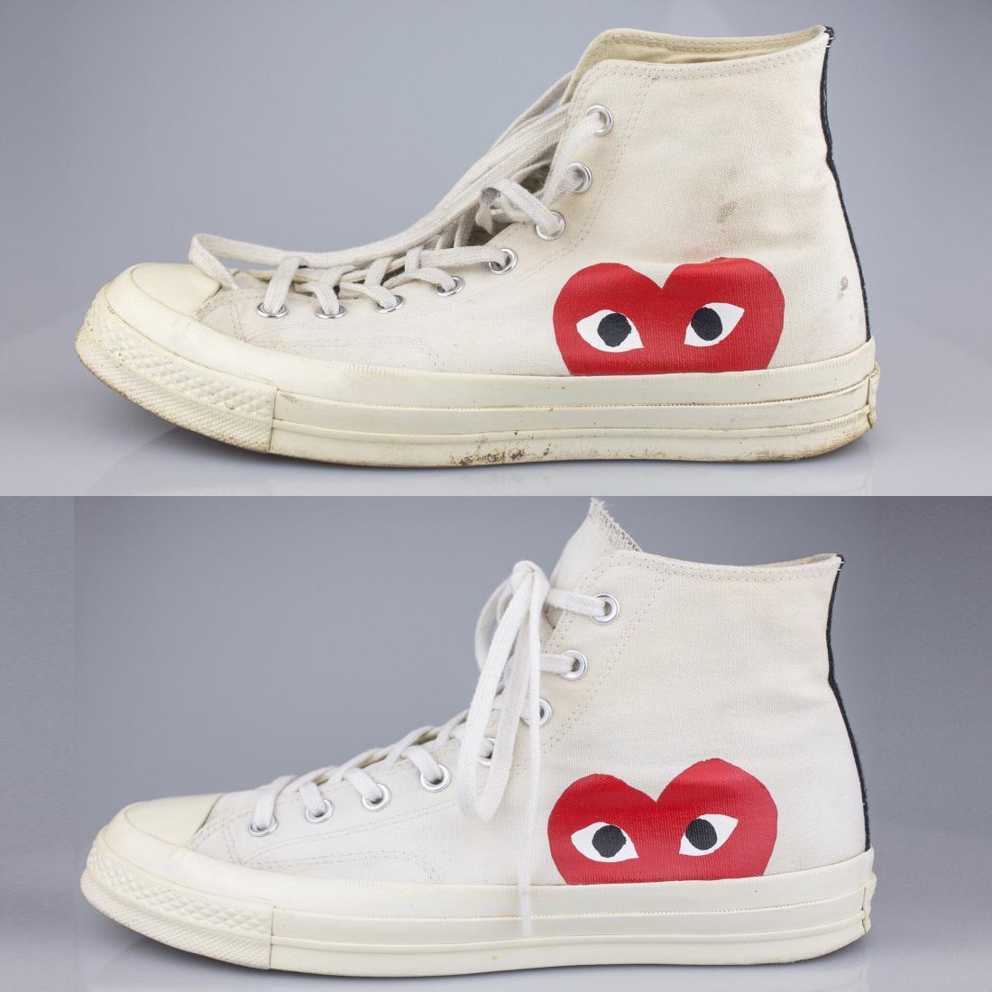 """Химчистка обуви от 7,90 руб. в """"The Cleaners"""""""