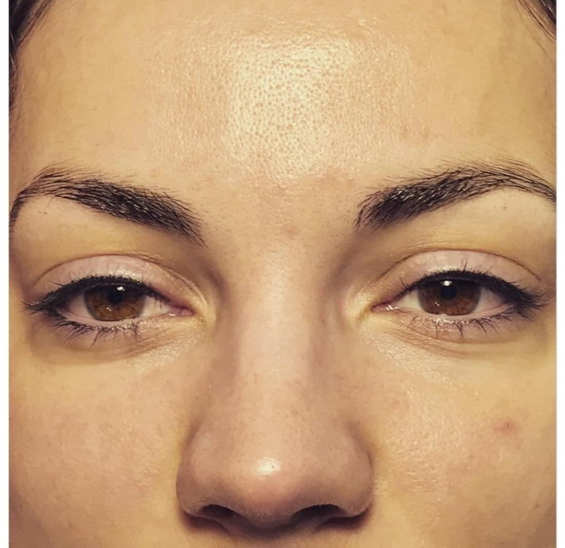 """Перманентный макияж от 14 руб. в салоне красоты """"NailsCity"""""""