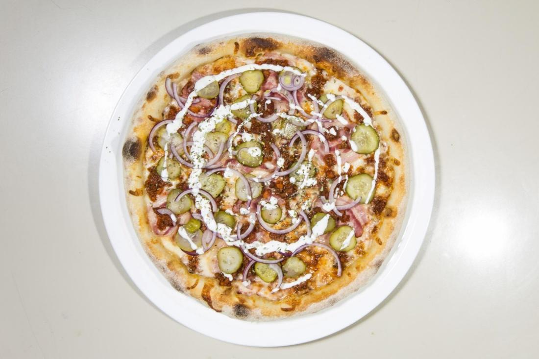 """Паста ручной работы от 6,30 руб., пицца от 4,50 руб. в кафе """"Pizza&Pasta Gaudi"""" или навынос!"""