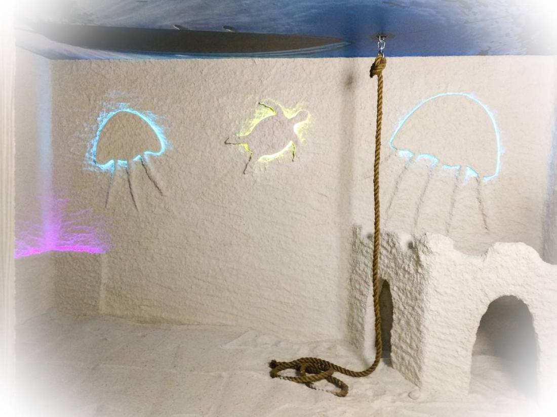 Посещение соляной пещеры для детей и взрослых от 5 руб, бесплатное пробное посещение (0 руб)