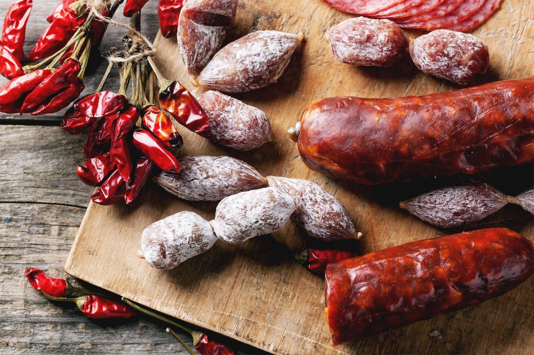 Ингредиенты для приготовления мяса, колбас и паштетов дома от 2,10 руб.