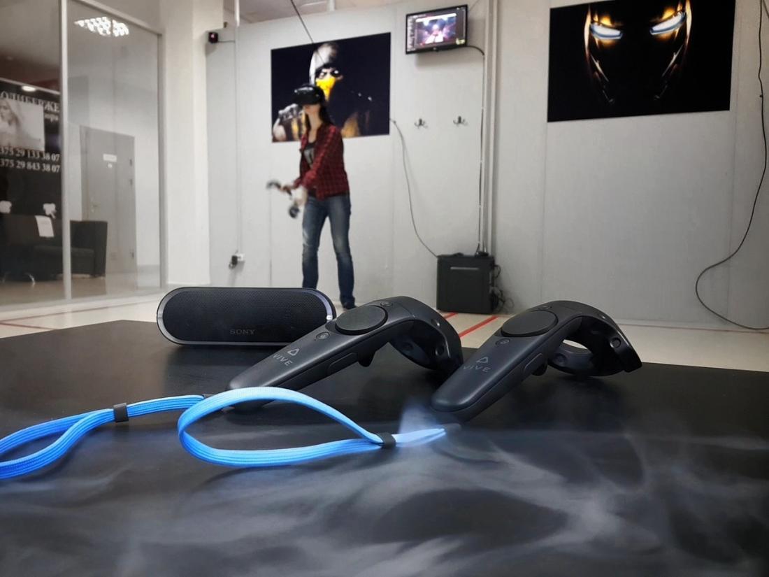 """Игры и квесты от 2 руб/10 минут в клубе виртуальной реальности """"OXY"""""""