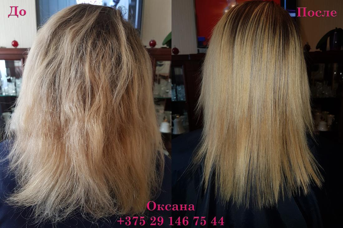 Бразильское кератиновое выпрямление волос, ботокс и реконструкция волос Viure всего от 12 руб.