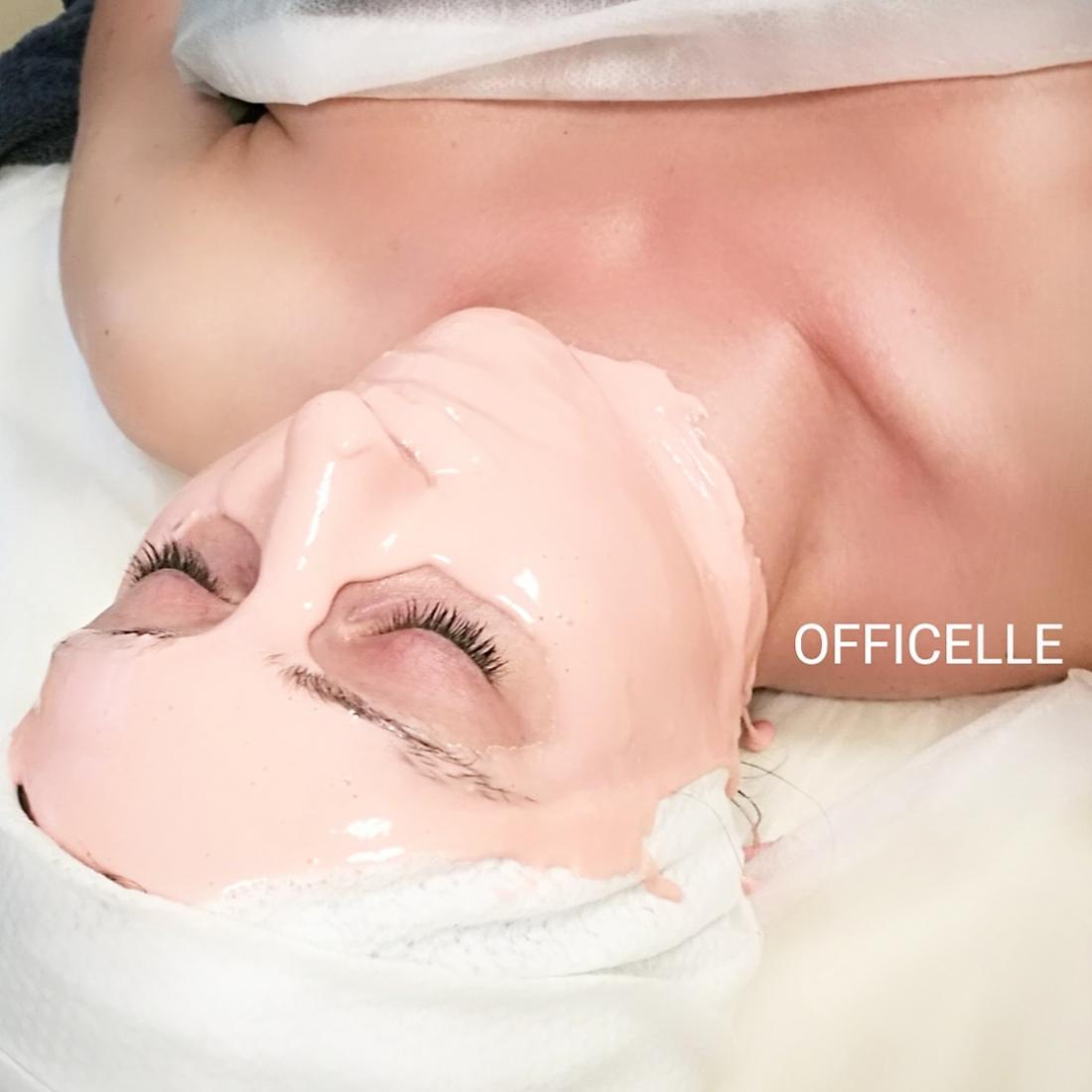 """Ультразвуковая, сахарная чистка лица и спины, карбокситерапия  от 11 руб. в салоне красоты """"Officelle"""""""