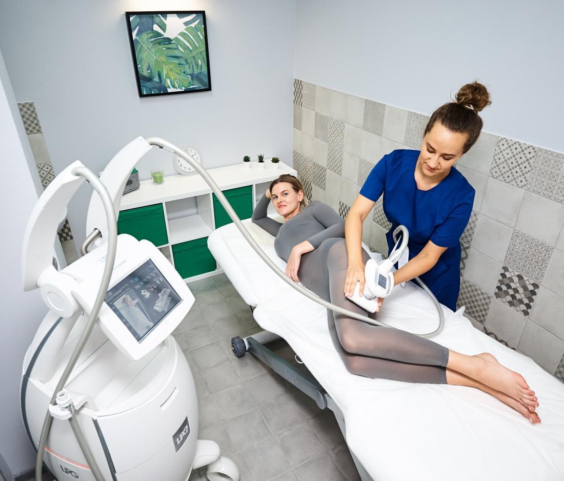 """LPG-массаж лица и тела на новейшем оборудовании LPG-Integral от 10,80 руб. за сеанс в студии """"Megasun Fitness"""""""