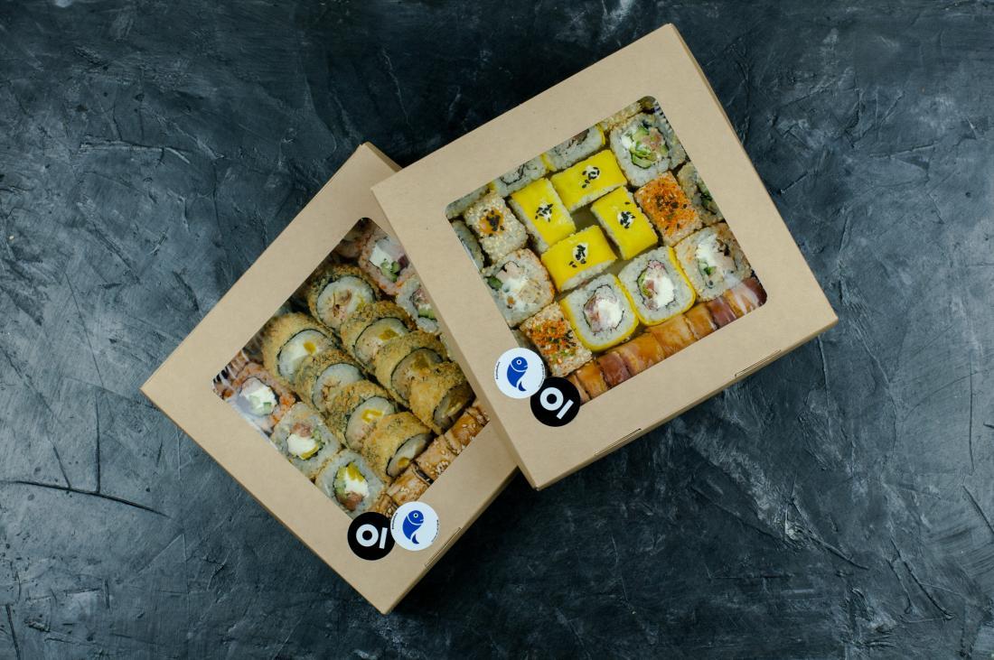 """Суши-сеты с доставкой от 14,50 руб/до 2 052 г от """"TokiNY"""""""