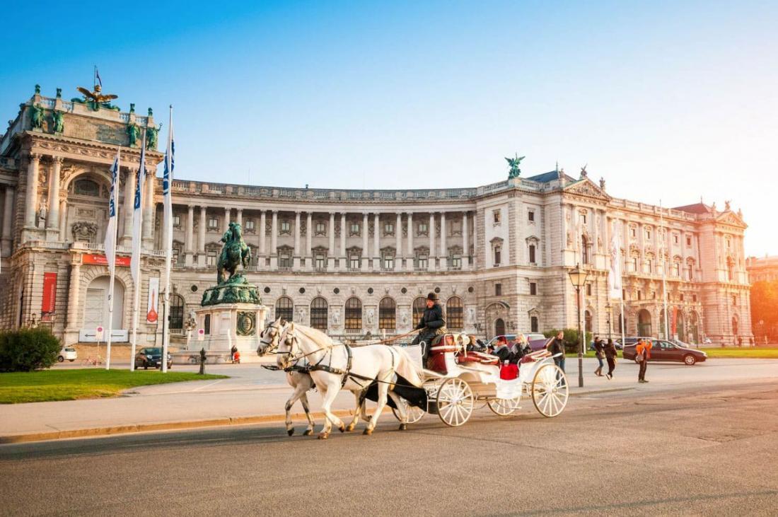"Тур ""Три столицы: Будапешт - Вена - Прага"" всего от 358 руб/5 дней с бюро путешествий ""Внешинтурист"""