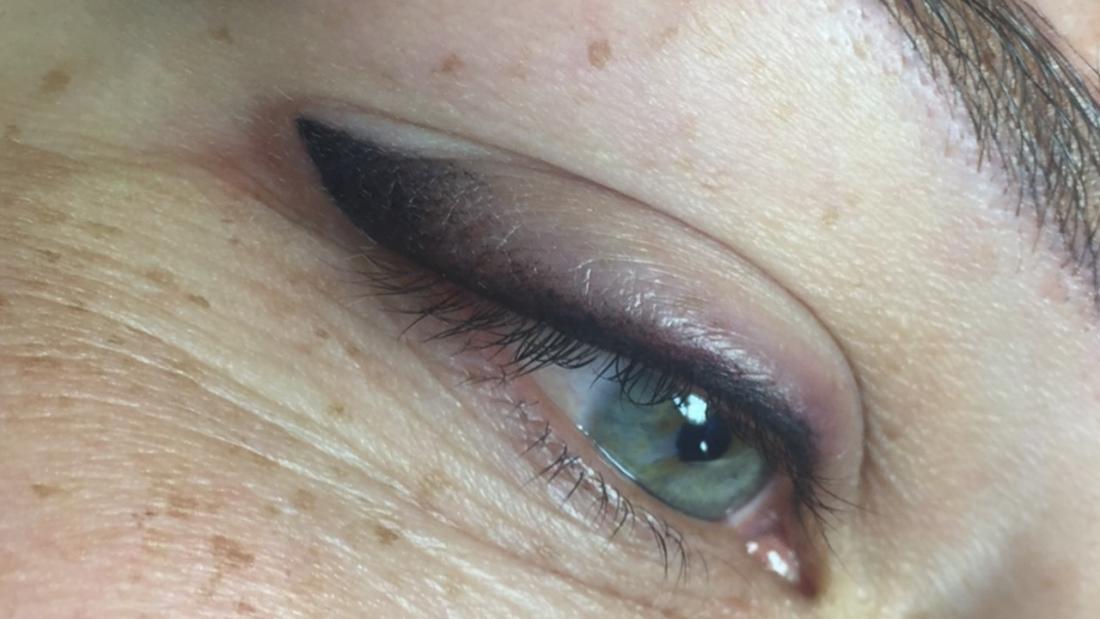 """Перманентный макияж, микроблейдинг от 25 руб. в центре красоты и татуировки """"Лея"""""""
