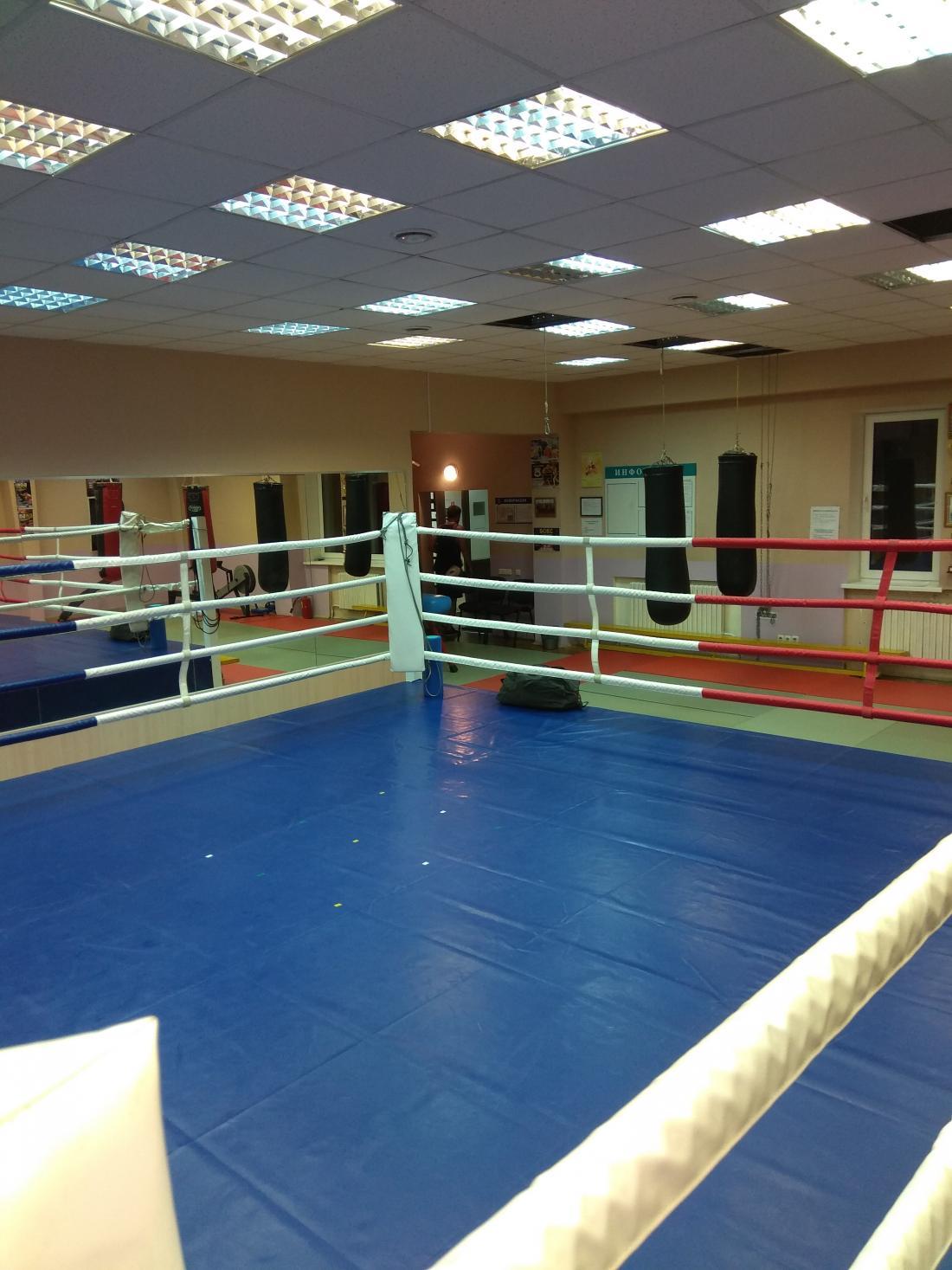"""Первая тренировка по боксу бесплатно (0 руб), абонементы от 25 руб. в клубе """"Боксерский ринг"""""""