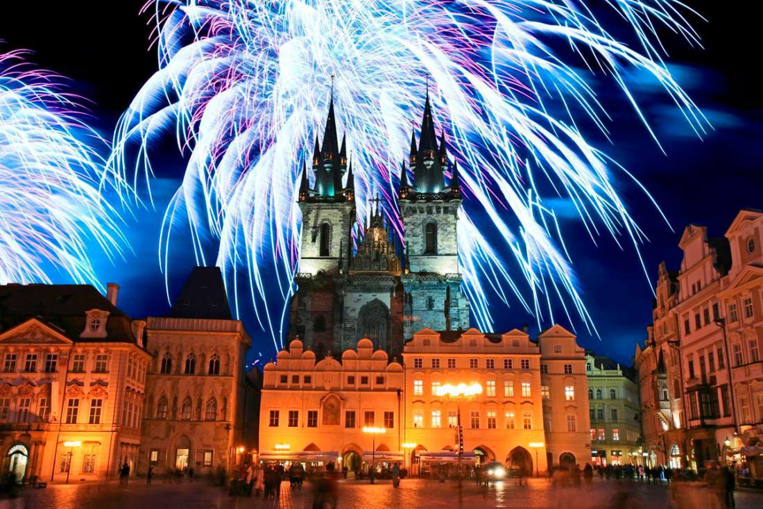 Новый год 2019 в Праге от 403 руб/5 дней. Возможность мультивизы! Каждому подарок!