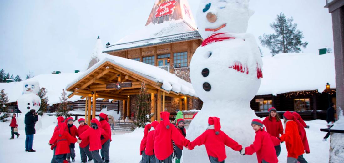 Путешествие к Санта Клаусу с посещением Арктического зоопарка от 447 руб/5 дней