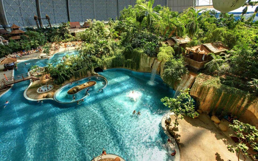"""Два тура в Берлин: предновогодний шопинг и аквапарк """"Тропические острова"""" всего от 215 руб/до 4 дней"""